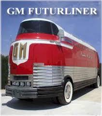 25 stunning art deco cars 1950 gm futurliner