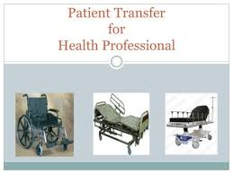 professional objectives patient transfer for health care professional ppt video online