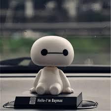 aliexpress buy big 6 baymax doll car ornament baymax