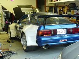 fc rx7 fc fc3s rx7 mazda jdy motorsport drift rotary 13b 20b turbo 2 bn