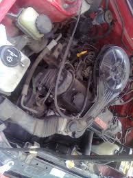 Toyota 2e Engine Diagram 93 Corolla Ce Alternator Belt Power Steering Pump Tension Loosen