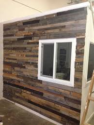 wood wall projects reclaimed wood wall hometalk