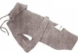 crochet pattern for dog coat dog sweater hood coat puppy pet crochet pattern all szs ebay