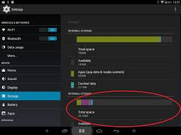 install on second internal storage by default android os