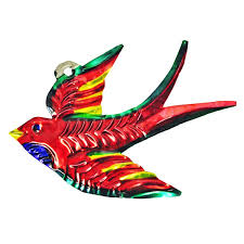 mexican tin ornament mexican mob at beadesaurus free uk