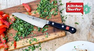 Wusthof Kitchen Knives Wusthof 4580 12 Classic Kitchen Surfer Utility Petty Knife 4 5