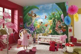 wall mural fairies meadow