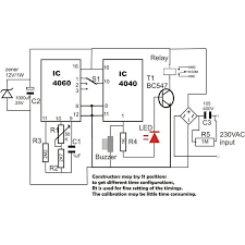 how to build a long duration timer one sample circuit explained