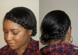 simple hairstyles for relaxed hair pretty hairstyles for protective hairstyles for relaxed hair my