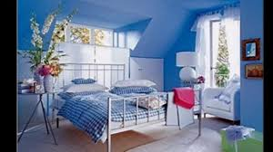 Blue Home Decor Ideas Blue Home Decorating Ideas Interior Design Youtube