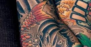 japanese tattoo john mayer john mayer s sleeve tattoo by horimitsu