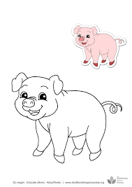coloring pages for children the abolitionist vegan society the