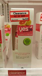 target yes to physicians formula and more on clearance