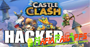 castle clash apk castle clash 1 3 8 apk mod hack for android mafiapaidapps