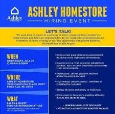 Broad River Retail Reviews Glassdoor - Ashley furniture pineville nc