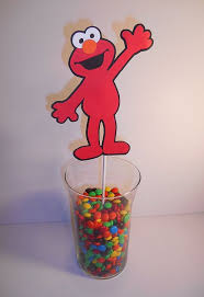 Elmo Centerpieces Ideas by 37 Best My Crafts Images On Pinterest Birthday Party Ideas Paw