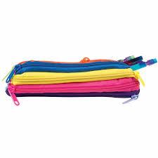 pencil pouches fidget toys ah lah da zipper pencil pouch shop geddes