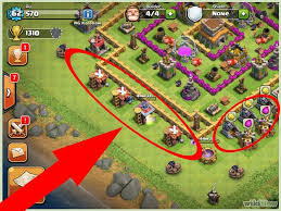 big clash of clans base 11 best clash of clans base layouts and tips images on pinterest
