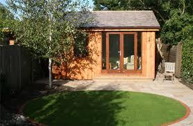 insulated garden office ideas insideout u0027s garden buildings guide