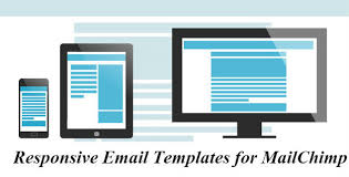 Responsive Mailchimp Templates responsive email templates for mailchimp service provider