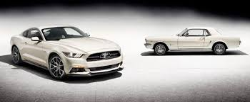 mustang 50 year limited edition 2015 ford mustang 50 year limited edition is fastback flashback