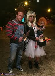 chucky costumes child s play chucky family costume