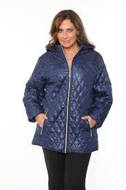 white mark plus women s puffer coat shop your way online