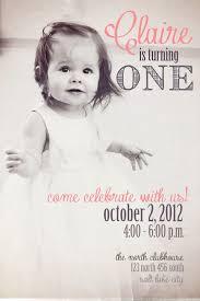 baby first birthday invitations marialonghi com