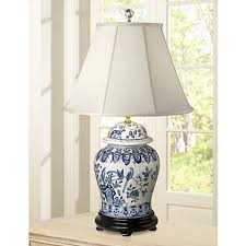 what are ginger jars english floral hand painted porcelain ginger jar table lamp