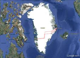 Ice And Fire Map Rock Ice And Fire Volcanoes Of Greenland U0026apos S Past U2013 Operation