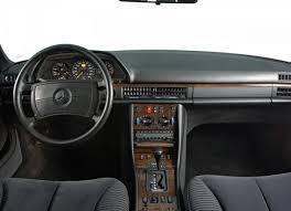 mercedes 560sel mercedes s klasse w126 560 sel 300 hp technical