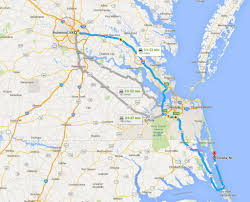 Outerbanks Map Outer Banks Vacation Journey To The Beach House Going Dad