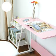 Changing Table Mobile Multi Color Simple Notebook Computer Desk Mobile Lazy Bed Table In