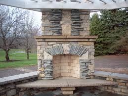Outdoor Prefab Fireplace Kits by Decorating Standard Rumford Fireplace Superior Clay