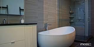 Spa Like Bathroom - how to make your bathroom more spa like moss design