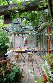 10 magical outdoor areas glass roof outdoor areas and decking