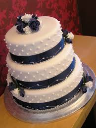 navy and pearl wedding cake wedding ideas for you