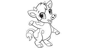 baby coloring printable
