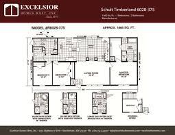 schult floor plans schult timberland 6028 375 modular manufactured home