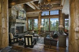 rustic home interiors cowboy heaven a warm rustic retreat decoholic