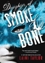 Blink Barnes And Noble Daughter Of Smoke And Bone By Laini Taylor Hardcover Barnes