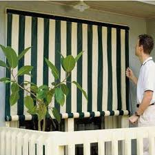 Outdoor Shades For Patio by Outdoor Solar Sun Shades Shade A Window From The Sun