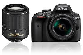 nikon d3400 twin lens kit with af p 18 55mm vr and af s dx 55