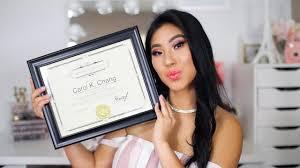become a licensed makeup artist certificado de maquilladora profesional desde tu casa online
