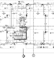 plan view constructive details 2d autocad arearender