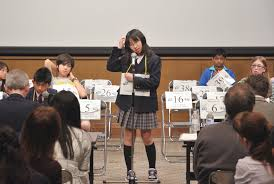 shizuoka boy 12 bags spelling bee the japan times