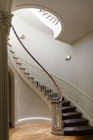 Townhouse Stairs Design Peter Pennoyer Architects Architect Contemporary Staircase