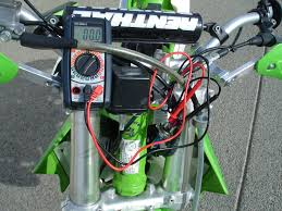kdx lighting stator rewind how to kawasaki 2 stroke thumpertalk