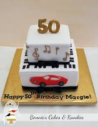 nothing says celebration better than cake 50th birthday cake
