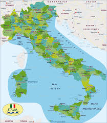 Modena Italy Map Karte Von Italien Politisch Land Staat Welt Atlas De